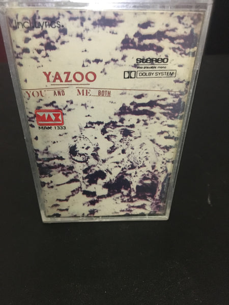 Yazoo / Yaz - You and me both