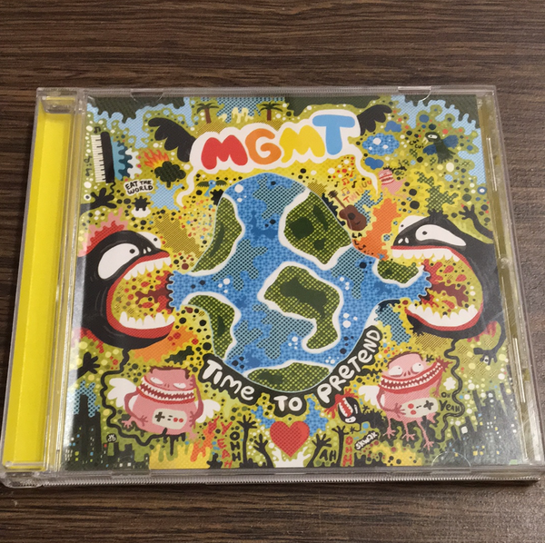 MGMT Time to Pretend CD