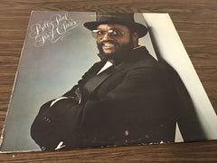Billy Paul First Class vinyl record as is