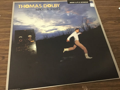 Thomas Dolby Blinded by Science EP