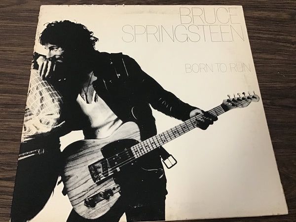 Bruce Springsteen Born to Run LP