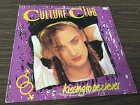 Culture Club Kissing to be Clever LP
