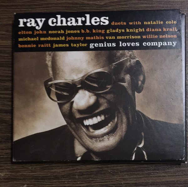 Ray Charles Genius Loves Company CD