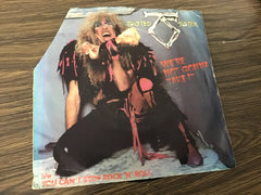 Twisted Sister We're not gonna take it 45