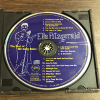 Ella Fitzgerald The Best of the Song Books CD