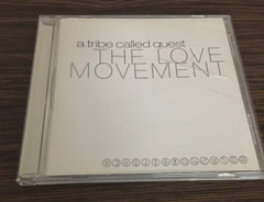 A Tribe Called Quest The Love Movement CD as is