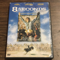 8 Seconds DVD