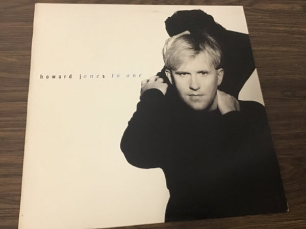 Howard Jones One to One LP