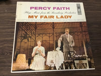 Percy Faith My Fair Lady Soundtrack LP