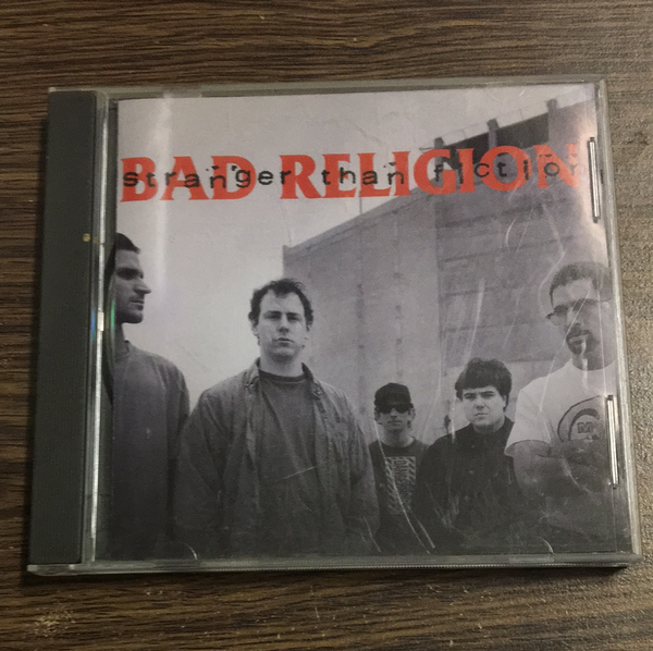 Bad Religion Stranger than Fiction CD
