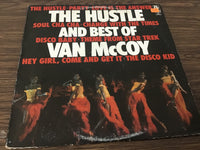 Van McCoy Best of the Hustle LP
