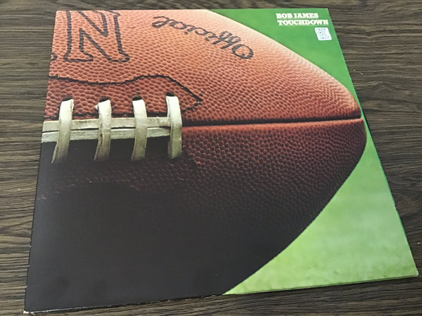 Bob James Touchdown LP
