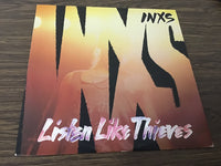 Inxs Listen like Thieves LP