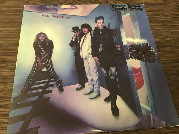 Cheap Trick All Shock Up LP