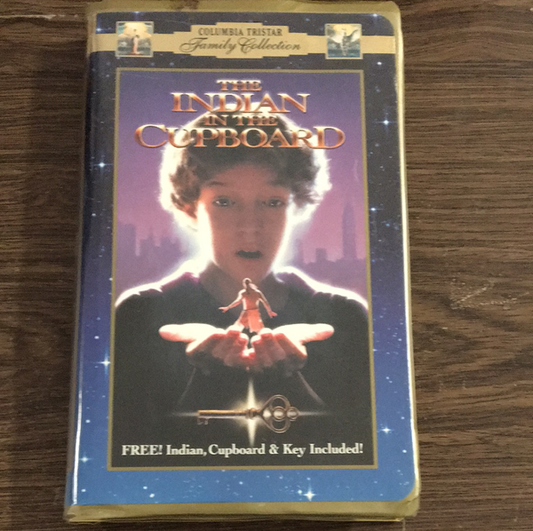 The Indian in the Cupboard VHS