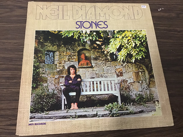 Neil Diamond Stones LP