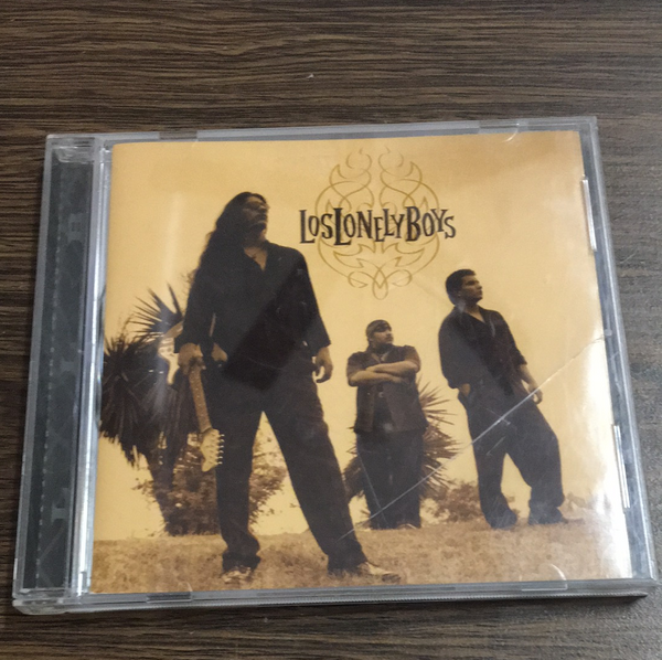 Los Lonely Boys CD