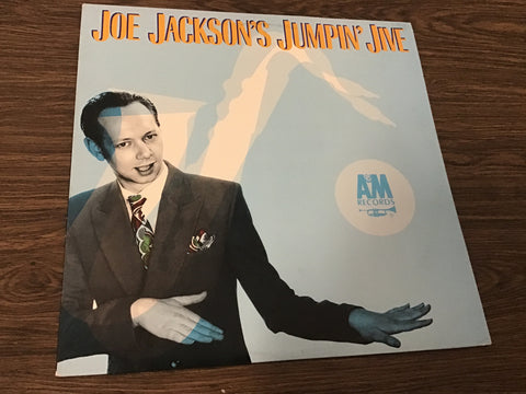 Joe Jackson Jumpin Jive vinyl record as is