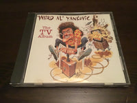 Weird Al Yankovic The TV Album CD