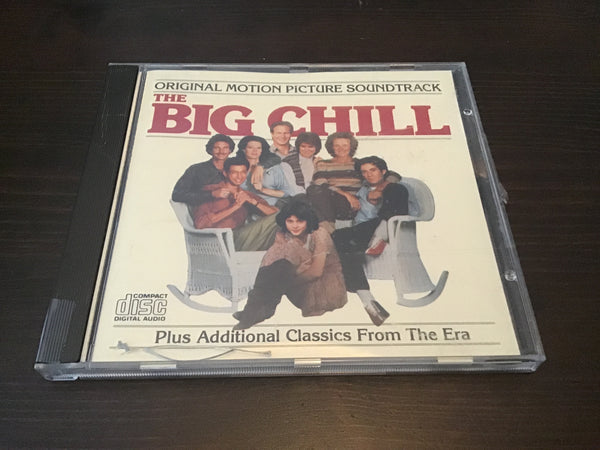 The Big Chill Soundtrack CD