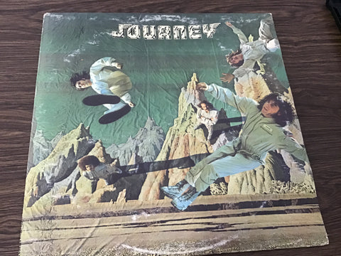 Journey vinyl record as is