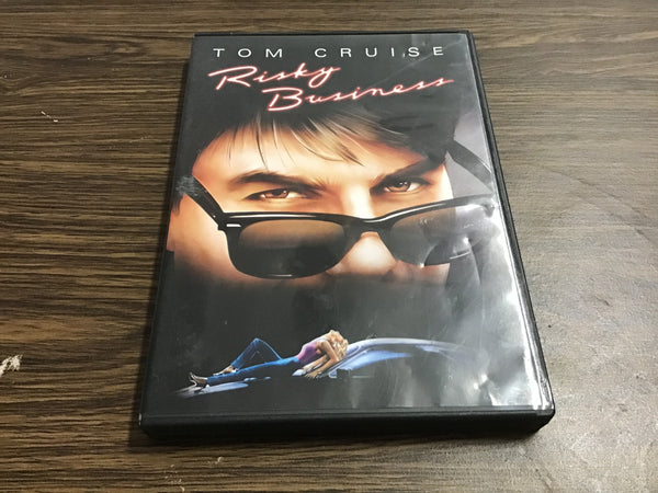 Risky Business DVD