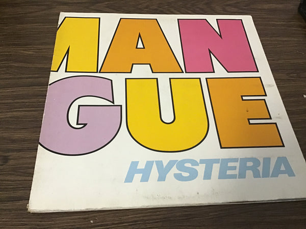 The Human League Hysteria LP