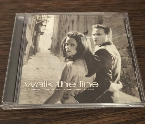 Johnny Cash Walk the Line Soundtrack CD as is