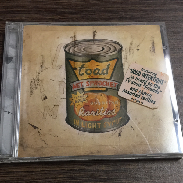 Toad the Wet Sprocket In Light Syrup CD