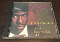 Bobby Brown Dance You Know It CD