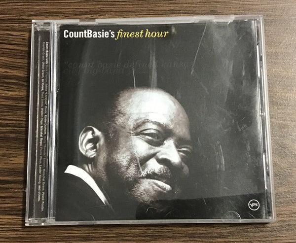 Count Basie - Finest Hour CD