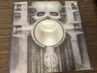 Emerson Lake and Palmer Brain Salad Surgery w/ Poster LP