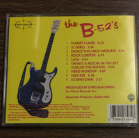 The B-52's