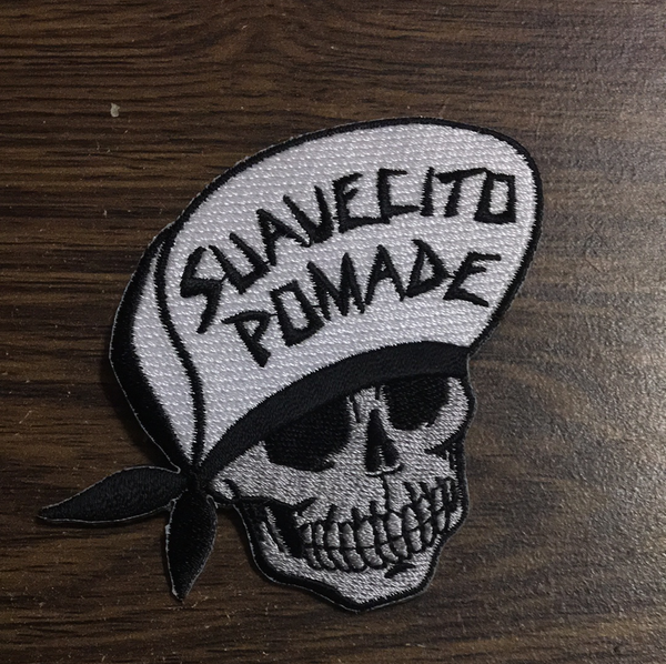 Suavecito Cholo Skull Patch