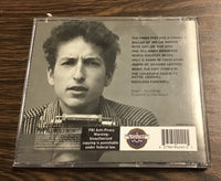 Bob Dylan - The Times They Are A-Changin CD