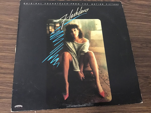Flashdance Soundtrack LP