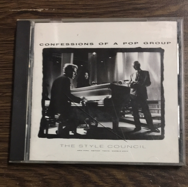 Style Council Confessions of a Pop Group CD
