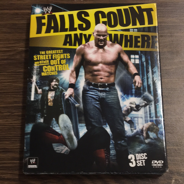 Falls Count Anywhere (3) DVD