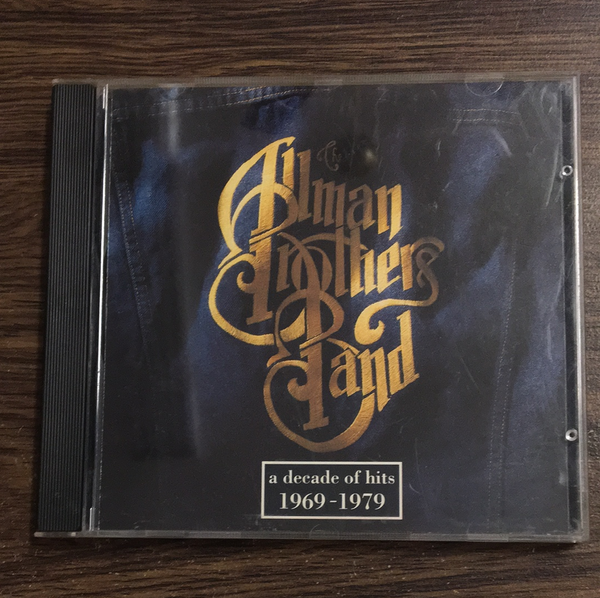 Allman Brothers Band A Decade of Hits 1969 -1979 CD