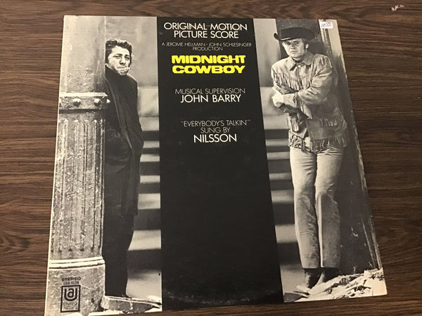 Midnight Cowboy Soundtrack LP