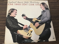 England Dan and John Ford Coley Some things don't come easy LP
