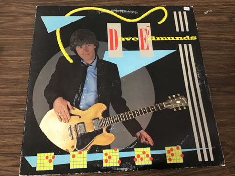 Dave Edmunds D.E. 7th LP