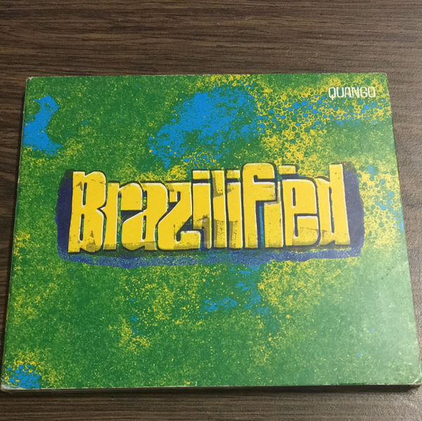 Brazilified CD