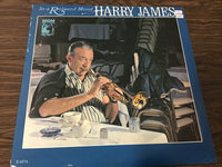 Harry James In a relaxed Mood LP
