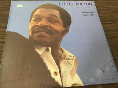 Little Milton Me for you, you for me vinyl record as is