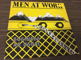 Men at Work Business as Usual LP