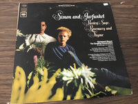 Simon And Garfunkel Parsley, Sage, Rosemary, and Thyme LP