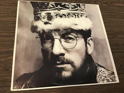 Elvis Costello King of America vinyl record as is