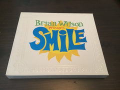 Brian Wilson Smile CD with Booklet as is