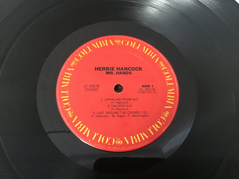 Herbie Handcock Mr. Hands LP